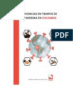 Estudio Vivencias en Tiempos de Pandemia en Colombia