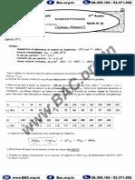 Serie-chimie-Cinetique-Chimique-1-Sections-Scientifiques-Mr-Fathi-Rekik-sfax