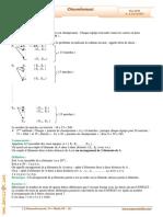 Cours Math - Dénombrement - 3ème Math (2009-2010) Mr Abdelbasset Laataoui www.espacemaths.com