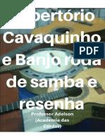 Repertório Roda de Samba