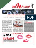 Sierra Maestra 28-03-2020