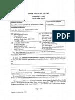 Subpoena Document