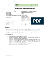 Zamudio Ramirez - Prácticas Pre Profesionales I