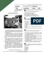Apostila Objetivo - Ensino Medio - 2o Ano-Bimestre 1 - Prova 3