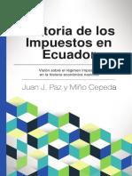 Historia Impuestos Ecuador