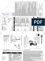 Manual Do Usuario - Liquidificador Masterblender Explore 6 - Electrolux