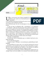 Aimé Cesaire Discours sur le Colonialisme.pdf