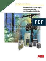 ABB - quad. tec. 8 - Rifasamento e filtraggio delle armoniche negli impianti elettrici