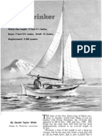 Hans Brinker Sailboat Plans
