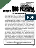 DESCUBRIENDO LA MEMBRESÍA Un-11 Principios reducido