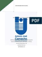 CUESTIONARIO DE ECOLOGÍA  CARDENAS Y URRUTIA 2490