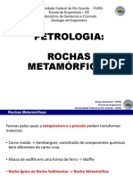 7. Rochas Metamórficas