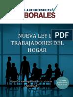 Soluciones Laborales - Nueva Ley de Trabajadores del Hogar