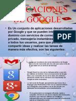 Aplicaciones Google - Copia