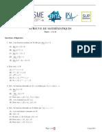 Concours_Advance_Sujet_corrige_2017_maths