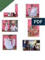 trajes tipicos nicaraguenses