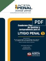 Gaceta Penal y Procesal Penal - Cuadernos Electrónicos de Doctrina y Jurisprudencia para el Litigio Penal - Julio 2020