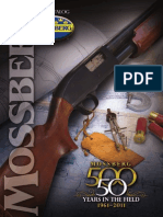 2011 Mossberg Catalog