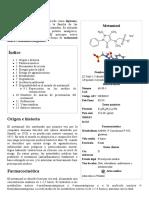 Metamizol - Wikipedia, la enciclopedia libre.pdf