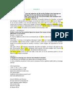Cahier d'activites Dossier 3