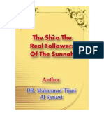 The Shi'a the Real Followers of the Sunnah