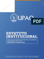 Resolución N° 008-2020-AU-UPAO, Estatuto Institucional UPAO.pdf