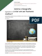 1 - Porque história e geografia ajudam a criar um ser humano melhor.pdf
