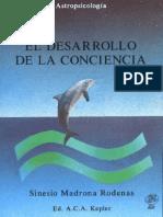 (Sinesio Madrona Rodenas) - El desarrollo de la conciencia