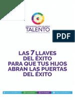 WORKBOOK LLAVES PARA EL ÉXITO