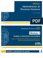 Tema 3 Relación de la descripción de puestos con otras funciones de recursos humanos (presentación de PowerPoint).pptx