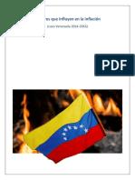 Analisis de Caso Venezuela