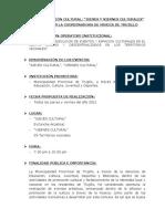 Proyecto ACTIVIDADES CULTURALES MPT.docx