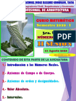 II SESIÓN CURSO MATEMATICA ARQUITECTURA.pdf