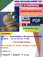 IX SESIÓN CURSO MATEMATICA ARQUITECTURA.pdf