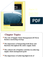 ch11 SC Mgmt