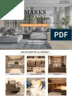 Furniture Design Proposal _