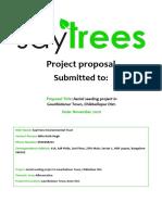 Aerial Seeding Proposal 11 Apr, 2019