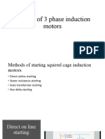 starters for induction motor