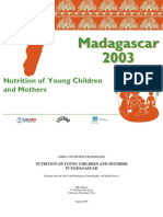Nutrition of Young Children and Mothers - 2005