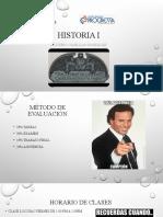 1. Presentación Historia