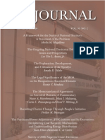 Journal _Vol _33 _No _2_Cover and Table of Contents