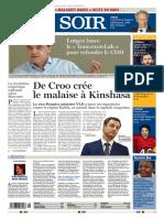 Le Soir 23 02 2015