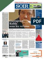 Le Soir 25 02 2015