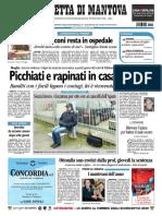 Gazzetta Di Mantova 15 Dicembre 2009