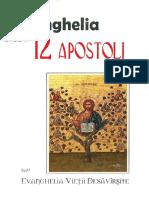 Evanghelia celor 12 apostoli [necenzurată] (A5)
