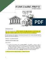 DROIT JUDICIAIRE PRIVE.doc