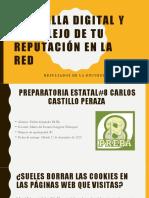 Tu Huella Digital y El Reflejo de Tu Reputacion en La Red (New)