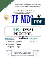 tp mds CBR A4 L3