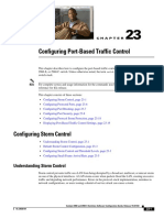 Configuring Port-Based Traffic Control