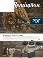 2010 Remington Defense Catalog